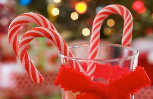 Candy Cane Whipped Shea Body Butter Cream 7 Oz by BERRYSWEETSTUFF.COM Handmade