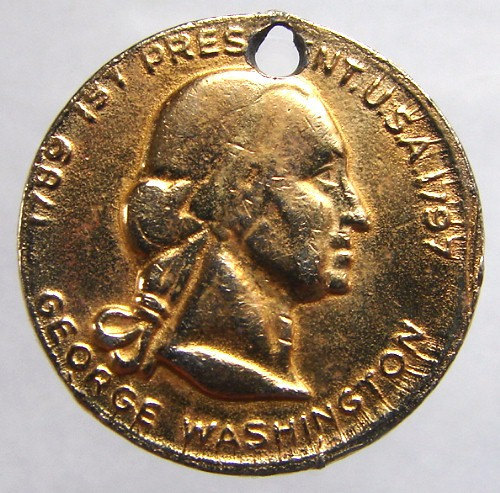 UNITED STATES PRESIDENTIAL George Washington 1st President G
