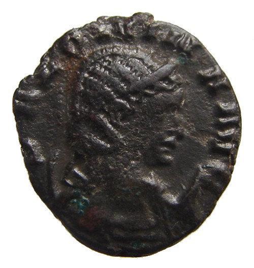 ANCIENT ROMAN COIN Empire Salonina  Antoninianus. 260-268 br
