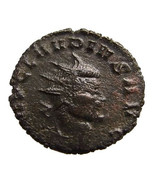 ANCIENT ROMAN COIN Empire Emperor Claudius 2nd Gothicus 268- - $19.99