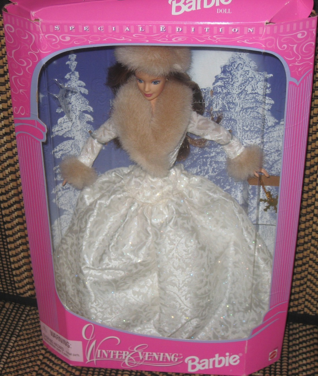 Winterbarbie edition