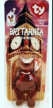 Britannia The Bear by TY for Ronald McDonald House Charities, 1999, Retired - $225.00