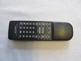 Sharp G0006AJ Vcr RemoteVCA323 VCA323U VCA522 VCA522U VCA523 VCA5230 B25 - $24.95