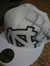 North Carolina Tar Heels NCAA New Era 59Fifty Fitted Hat NEW! - $13.99