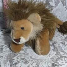 "Aurora 12"" Leonardus Lion Flopsie Plush Stuffed Animal Toy #31479 - $13.85"