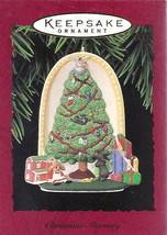 "Hallmark 1995 ""Christmas Morning"" Ornament - $8.95"