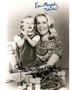 Bewitched Samantha Tabitha Elizabeth Montgomery autographed  5 x 7 reprint - $4.65