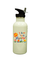 Mother day new white water bottle  3 thumb200