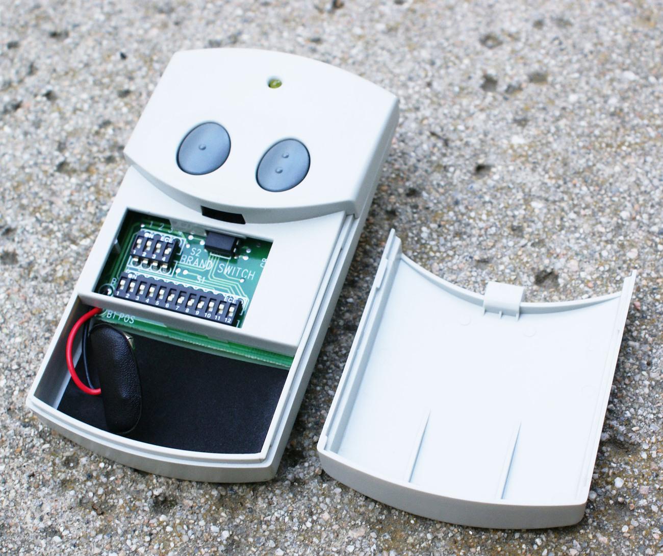 Clicker Chamberlain Universal Garage Door Opener Remote