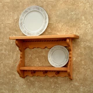Primary image for Plate Shelf - Wall Shelf