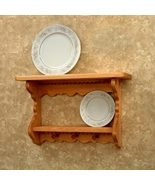 Plate Shelf - Wall Shelf  - $34.95