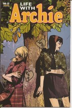 Archie Life With Archie #37 Variant Cover B Riverdale Betty Veronica Jughead - $4.95