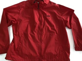GOODRICH AEROSPACE - Embroidered Jacket Light  Golf Coat BF Mint Vented - $20.90