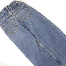 Oshkosh B'gosh Youth Boys Adjustable Waist Loose Fit Straight Leg Jeans Sz 6 image 8