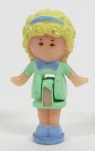 1990 Polly Pocket Vintage Pretty Hair Playset - Polly Bluebird Toys - $7.00
