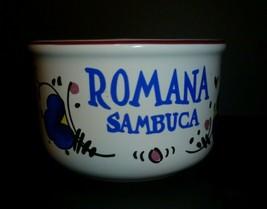 Cappucino Mug Espresso Cup Romana Sambuca 1992 Alcohol Paddington Corpor... - $9.46