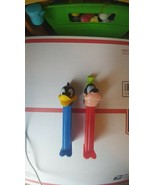 Goofy and Daffy Duck Pez Dispensers - $9.49