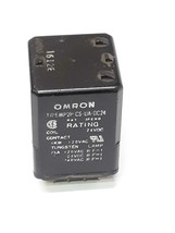 Omron MP2P-CS-UA-DC24 Relay 24 Vdc Coil - $12.34