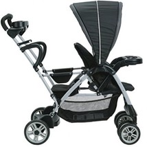 Graco Roomfor2 Click Connect Stand And Ride Stroller, Gotham - $158.22