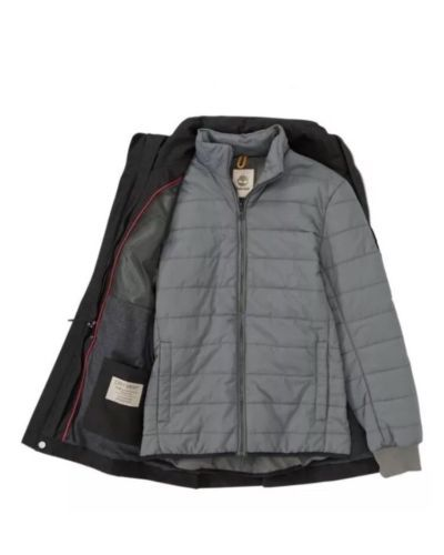 MEN'S SNOWDON PEAK 3-IN-1 M65 WATERPROOF JACKET STYLE A1NXE001 ALL SIZES