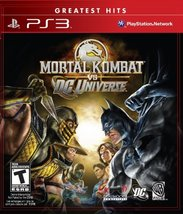 Mortal Kombat vs. DC Universe - Playstation 3 [video game] - $56.66