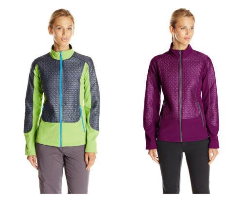 Arctix Women's Blaise Softshell Jacket Wind & Water Resistant 4-Way Stretch NEW