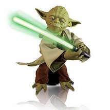 Star Wars Yoda - Interactive Star Wars Toys (Discontinued By Manufacturer) - $79.15
