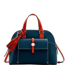 Dooney & Bourke Cambridge Midnight Blue Pebble ... - $509.99