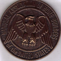 National Association of Home Builders of the United States 1978 Token - $10.95