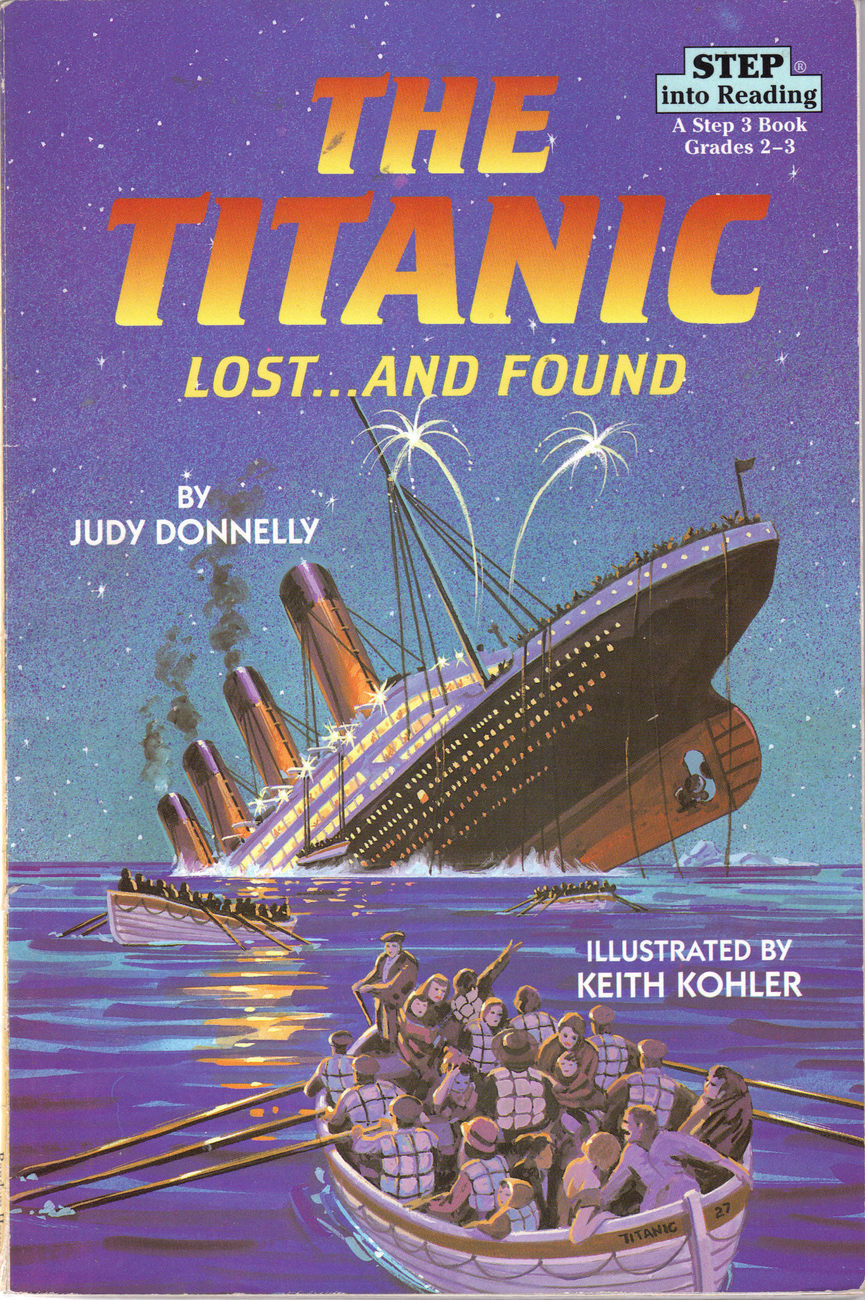 Titanic lost and found