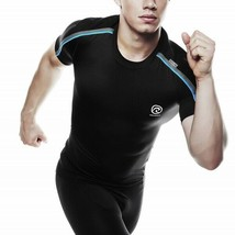 Rehband Tech Line Athletic Short Sleeve Shirt High Mobility Anatomically... - $68.58+