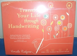 Transform Your Life Through Handwriting by Vimala Rodgers - NEW  image 2