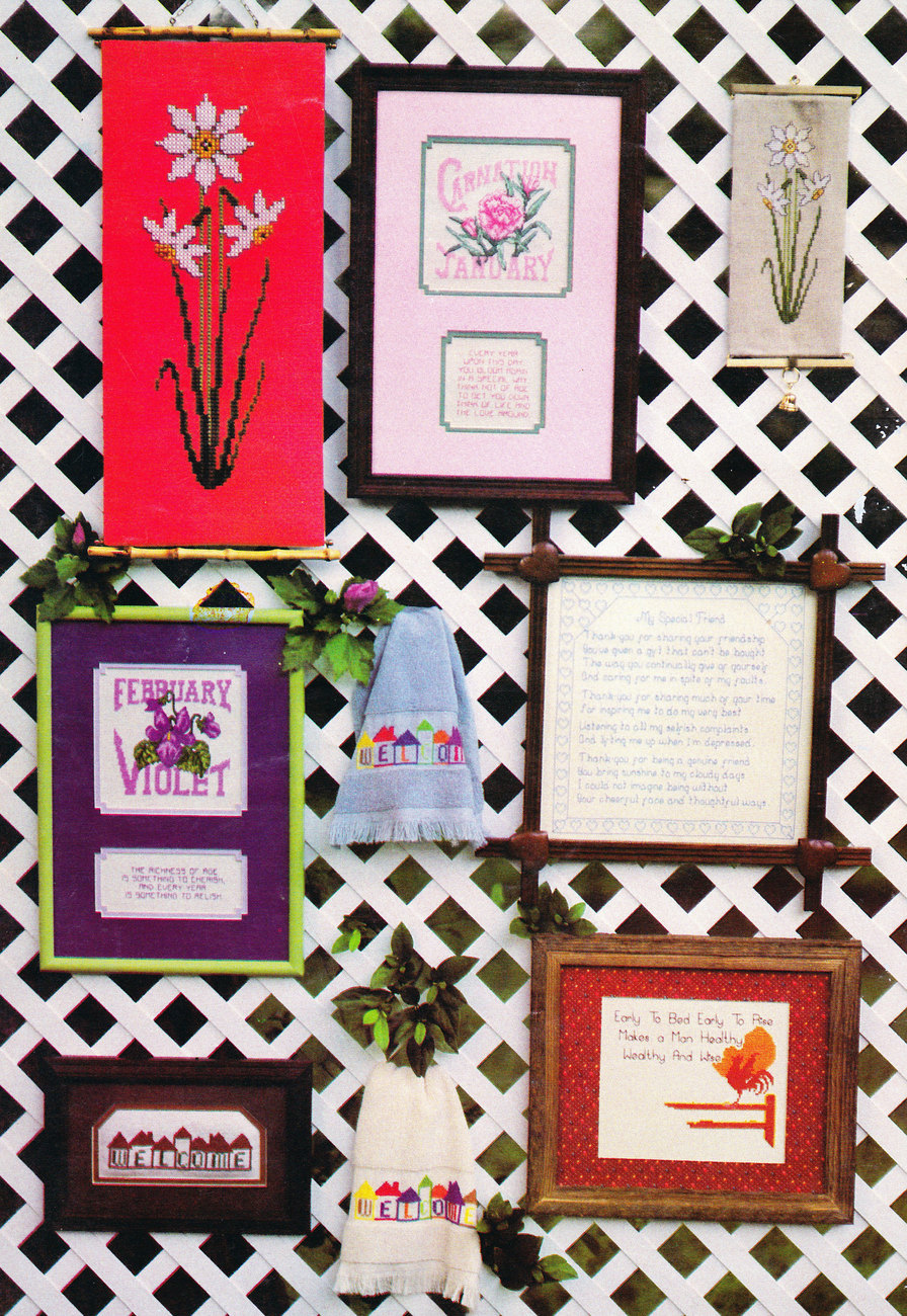 """THE CROSS STITCHER VOL. 3, #5 ELEPHANT """"THE 30'S"""" GLORIOUS DAY BIRTHDAY & MORE!"""