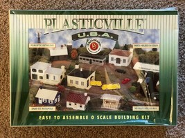"""Bachmann #45609 """"O"""" Scale Plasticville Police Station - $18.55"""