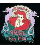 Disney Auctions (P.I.N.S.) - Ariel Fan Club Pin/Pins - $39.59