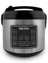 Aroma Housewares 20 Cup Cooked 10 cup uncooked Digital Rice Cooker, Slow... - €45,50 EUR