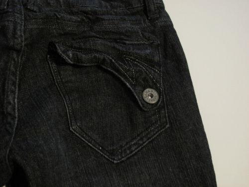 Ladies New Dark Denim 5 Pocket Skinny Jeans, Size 5