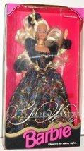 GOLDEN WINTER barbie Doll 1993 Mattel MIB  - $29.99