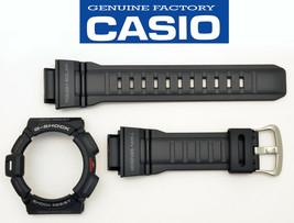 Genuine CASIO G-Shock WATCH BAND & BEZEL G-9300 G9300 BLACK  Mudman toug... - $59.95