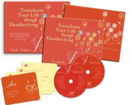 Transform Your Life Through Handwriting by Vimala Rodgers - NEW  image 1
