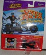 SPEED RACER Car ASSASSIN, 1997 JOHNNY LIGHTNING, MOC - $44.99