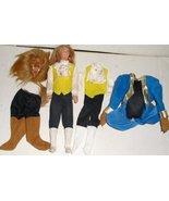 Disney BEAST Doll Ken sz Blonde long hair dressed mask - $51.99