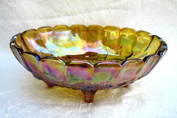 Carnival_glass_large_oblong_oval_fruit_bowl_amber_002