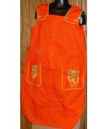 Vintage NWT 60s MOD shift DRESS Embroidered pockets size M - $61.99