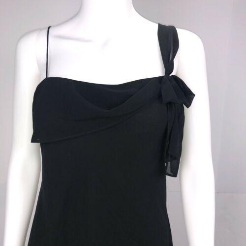 Ann Taylor LOFT Women's Size 2 Black Shift Dress