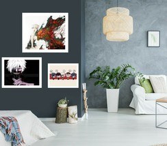 3D Tokyo Ghoul 453RAID Anime Combine Wall Sticker Wall Murals Wallpaper Amy - $34.59+