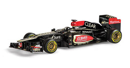 Lotus E21 (Davide Valsecchi - Test Car 2013) Diecast Model Car CC56803 - $41.98