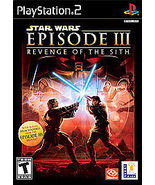 Star Wars: Episode III: Revenge of the Sith (Sony PlayStation 2, 2005) - $4.99