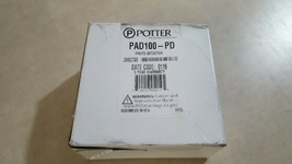New Potter Electric PAD100-PD Photoelectric Smoke Head Fire Alarm - $65.55