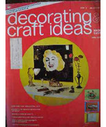 10 1974-78 CRAFT IDEAS Magazines Marilyn Monroe... - $29.99